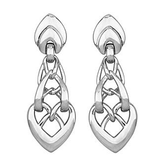 Sterling Silver Stud Post Earrings