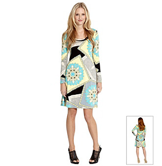 Karen Kane Scoopneck A Line Dress