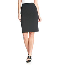 Briggs New York Slimming Pencil Skirt
