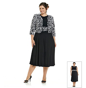 plus size dresses cato