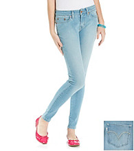 Levi's® Juniors' 535 Clear Blue Legging