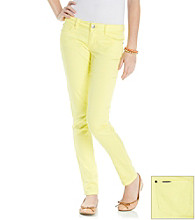 Celebrity Pink Juniors' Stretch Sateen Skinny