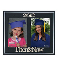 Malden Black 2-Opening Then & Now Frame