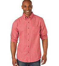 Chaps® Men's Big & Tall Red Deer Ridge Fashion Woven
