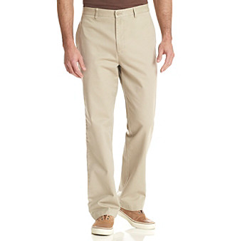 Chaps® Men's Big & Tall True American Flat Front Pant
