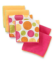Ritz™ 6-pk. Microfiber Warm Dishcloths