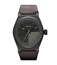 Diesel Mens Black Watch