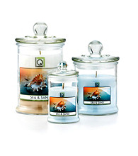 LivingQuarters 18-oz. Sea and Sand Jar Candle