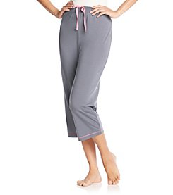 Cuddl Duds® Sleep Knit Capris