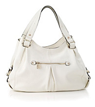 AK Anne Klein® Cream Trinity Four Poster Shopper