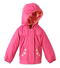 London Fog® Baby Girls' Solid Jacket
