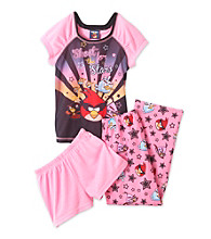 Angry Birds™ Girls' 4-10 3-pc. Pink
