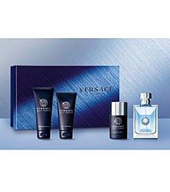 Versace® Pour Homme Gift Set (A $156 Value)