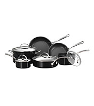 KitchenAid® Gourmet Reserved Black Nonstick 10-pc Cookware Set