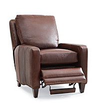Bradington-Young® Rowen Leather 3-Way Lounger Recliner
