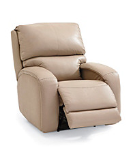 Comfort Trends Fandango Power Leather Wall Recliner