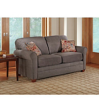 Lane® Granite Full Sleeper Sofa with iRest Gel-Infused Foam Mattress