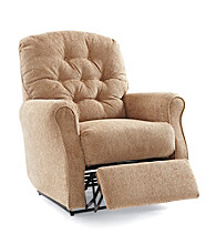 Lane® Priscilla Tan Power Wallsaver Recliner