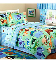 Wild Animals Bedding Collection by Olive Kids