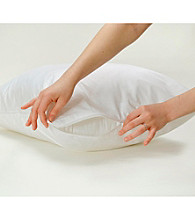 Royal Heritage Home® Aller-Soft 100% Cotton Dust Mite and Allergy Control Pillow Encasement