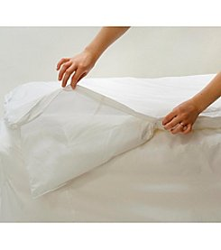 Royal Heritage Home® Bed-Guard Stretch Knit Polyester Bed Bug and Dust Mite Allergy Control Duvet Cover