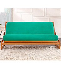Sure Fit® Velvety Plush Futon Cover