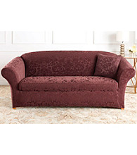 Sure Fit® Stretch Jacquard 2-pc. Loveseat and Sofa Slipcover