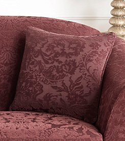 Sure Fit® Strech Jacquard Damask Pillow