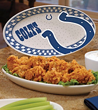 Memory Company Gameday NFL Indianapolis Colts Ceramic Platter