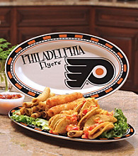 Memory Company Gameday NHL Philadelphia Flyers Ceramic Platter