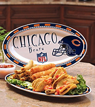 Memory Company Gameday NFL Chicago Bears Ceramic Platter