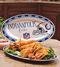 Memory Company Gameday NFL Indianpolis Colts Ceramic Platter