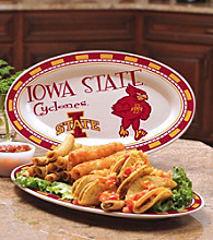 Memory Company Gameday NCAA Iowa State University Ceramic Platter