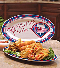 Memory Company Gameday MLB Philadelphia Phillies Ceramic Platter