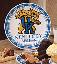 Memory Company Gameday NCAA University of Kentucky Ceramic Plate