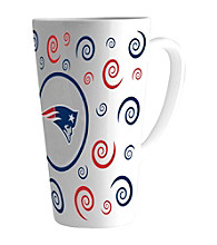 Memory Company Gameday NFL New England Patriots 16-oz. Swirl Latte Mug