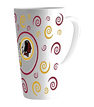 Memory Company Gameday NFL Washington Redskins 16-oz. Swirl Latte Mug
