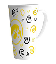 Memory Company Gameday NCAA University of Iowa 16-oz. Swirl Latte Mug