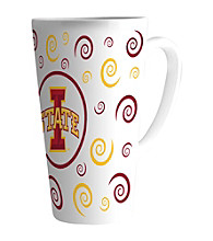 Memory Company Gameday NCAA Iowa State University 16-oz. Swirl Latte Mug
