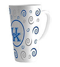 Memory Company Gameday NCAA University of Kentucky 16-oz. Swirl Latte Mug