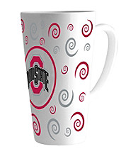 Memory Company Gameday NCAA Ohio State 16-oz. Swirl Latte Mug