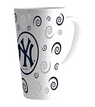 Memory Company Gameday MLB New York Yankees 16-oz. Swirl Latte Mug