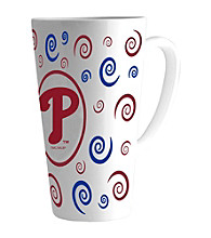 Memory Company Gameday MLB Philadelphia Phillies 16-oz. Swirl Latte Mug