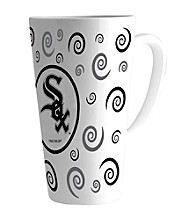 Memory Company Gameday MLB Chicago White Sox 16-oz. Swirl Latte Mug