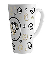 Memory Company Gameday NHL Pittsburgh Penquins 16-oz. Swirl Latte Mug