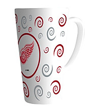 Memory Company Gameday NHL Detroit Red Wings 16-oz. Swirl Latte Mug