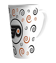 Memory Company Gameday NHL Philadelphia Flyers 16-oz. Swirl Latte Mug
