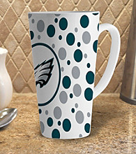 Memory Company Gameday NFL Philadelphia Eagles 16-oz. Polka Dot Latte Mug