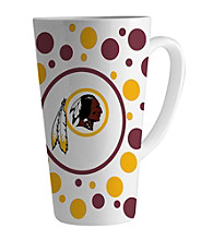 Memory Company Gameday NFL Washington Redskins 16-oz. Polka Dot Latte Mug