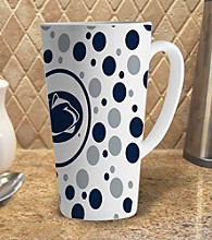 Memory Company Gameday NCAA Penn State 16-oz. Polka Dot Latte Mug